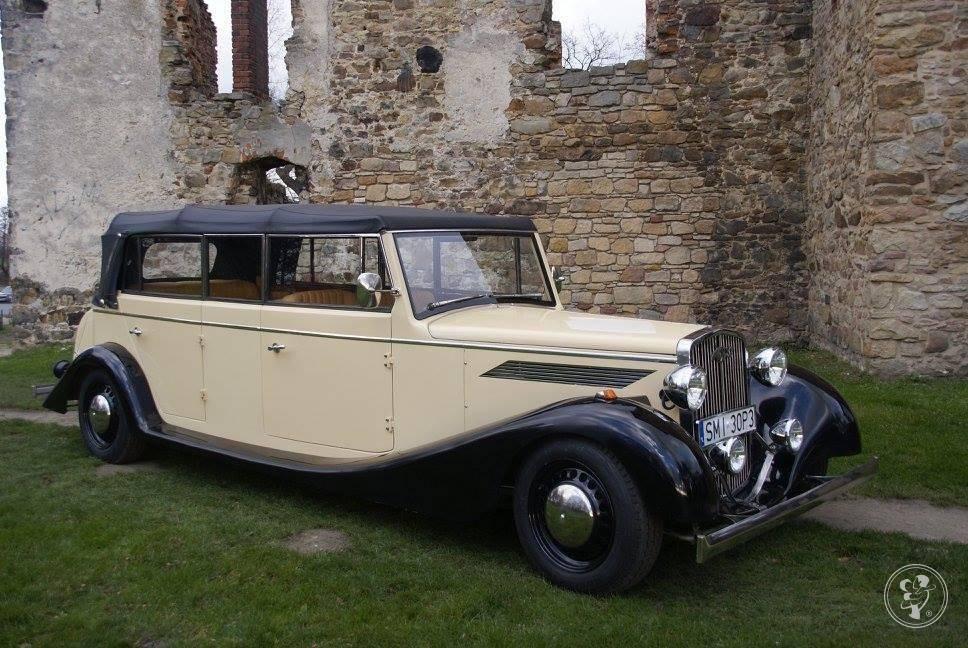 Samochód do ślubu Maybach SW 39 z lat 30tych jedyna replika na świecie, Ruda Śląska - zdjęcie 1