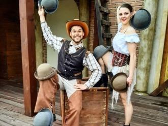 Duo The Essence - Circus Artists,  Rzeszów