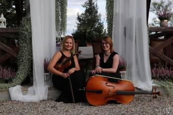 DUET SMYCZKOWY Lavender Duo, Oprawa muzyczna ślubu Krynica-Zdrój