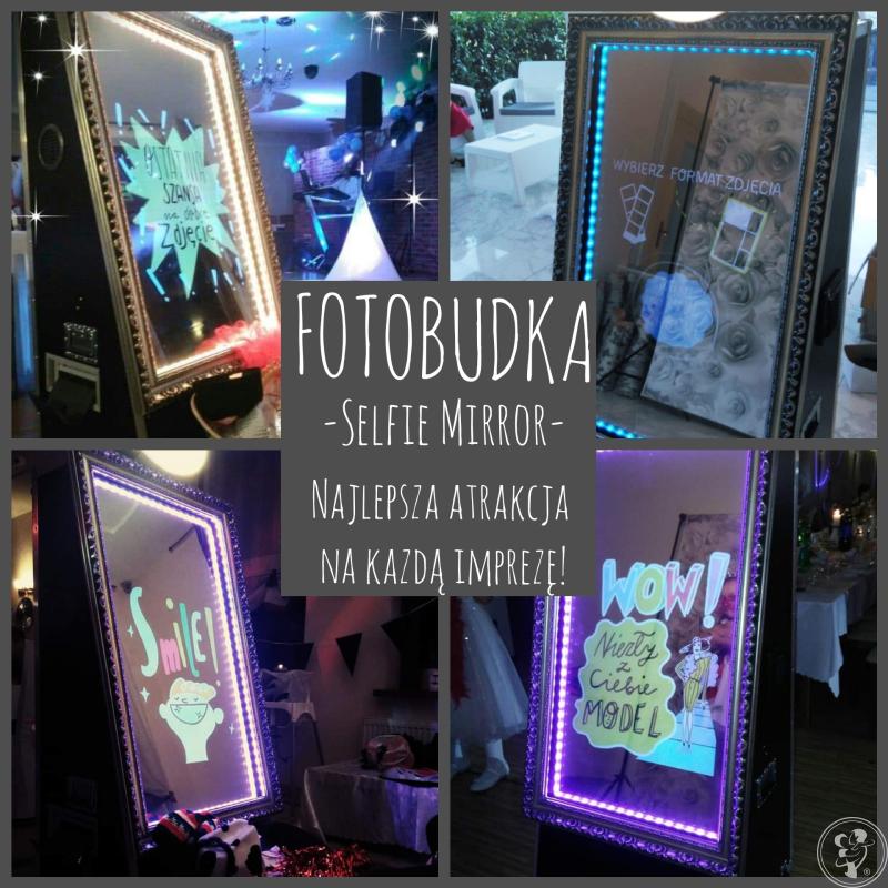 Selfie Mirror-fotobudka !!!  NAJLEPSZA JAKOŚC !!!  Drukujemy 4szt !!!, Oborniki Wlkp. - zdjęcie 1