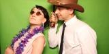 FOTOBUDKA na wesele Ciężki dym LOVE Serce ANIMATOR Atrakcje weselne, Dębica - zdjęcie 2
