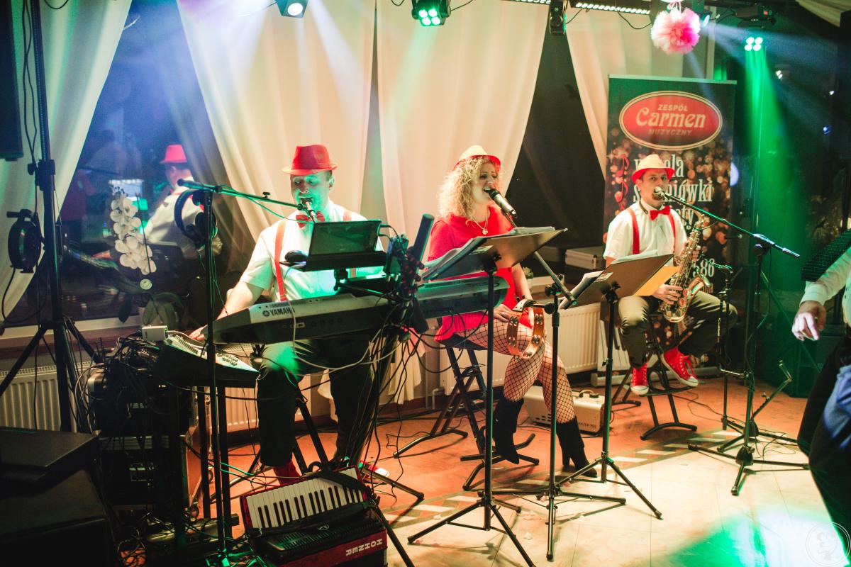 Zespół Muzyczny CARMEN  z saksofonem i Wodzirejem !!!, Chojna - zdjęcie 1