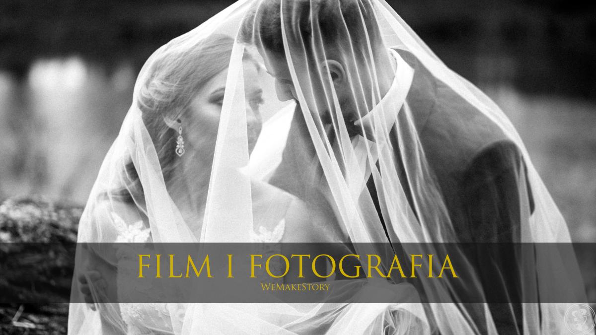 👉 dla Wymagających! FILM i FOTOGRAFIA ŚLUBNA w pakiecie - WeMakeStory, Bełchatów - zdjęcie 1