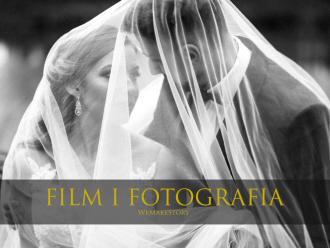 👉 dla Wymagających! FILM i FOTOGRAFIA ŚLUBNA w pakiecie - WeMakeStory,  Bełchatów