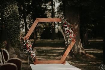 A N E L L O decor&flowers; dekoracje ślubne, florystyka ślubna, kwiaty, Dekoracje ślubne Złoty Stok