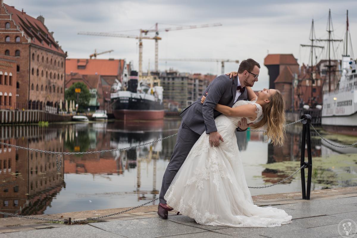 Namalowane Światłem -fotografia  ślubna, Gdańsk - zdjęcie 1