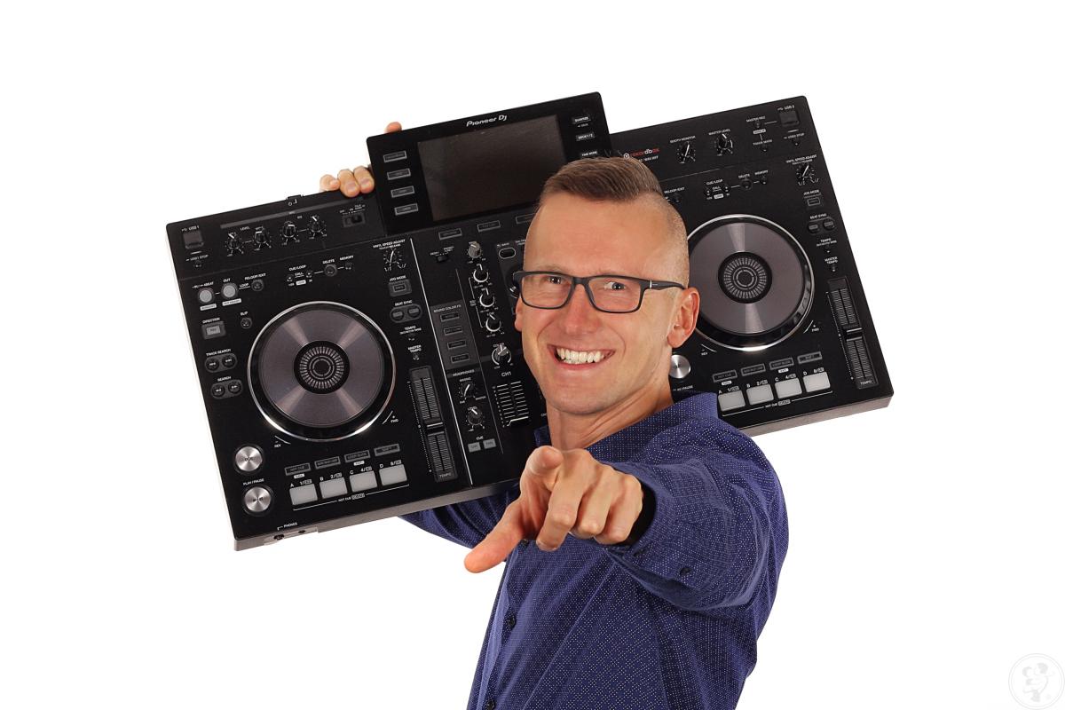 PROFESJONALNY DJ KONFERANSJER WODZIREJ NA WESELE, Koszalin - zdjęcie 1