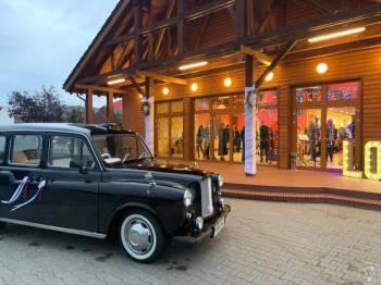 London TAXI, Samochód, auto do ślubu, limuzyna Wysoka