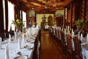 Dawny Pałac Dietla, Sale weselne Bieruń