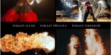 ZJAWISKOWE SHOW! Pokaz OGNIOWY FIRESHOW, Pokazy LED SHOW, Iluzjonista, Warszawa - zdjęcie 2