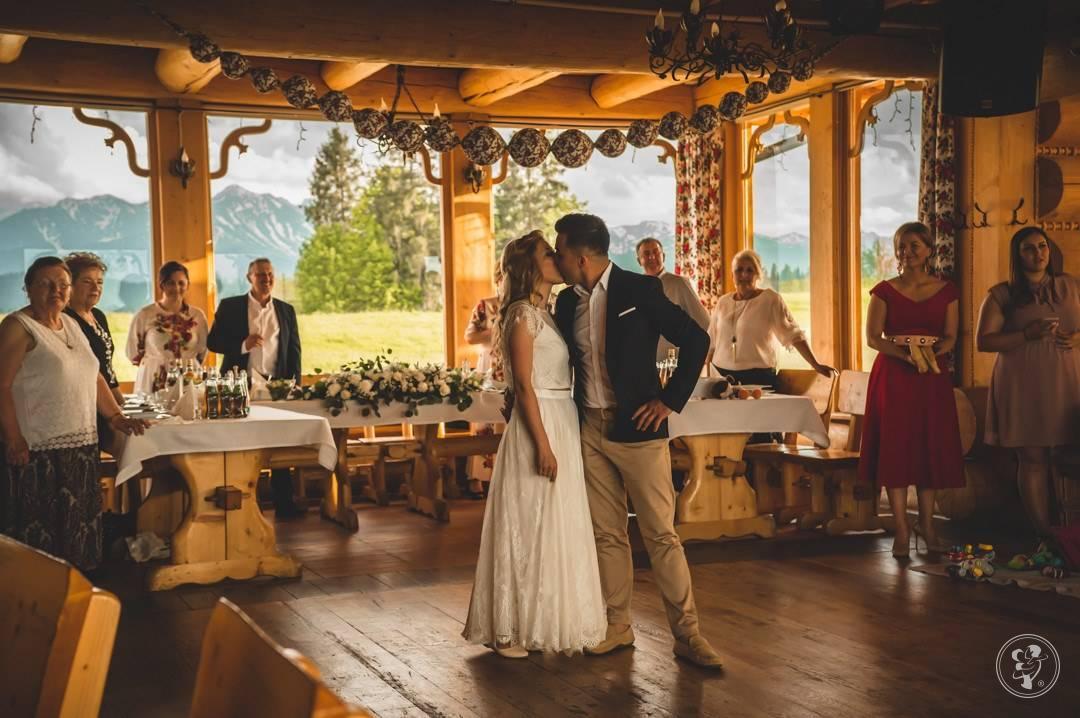 Karczma Rusiński na Szczycie Góry- wesele z widokiem na Tatry, Bukowina Tatrzańska - zdjęcie 1