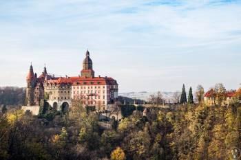 Królewskie wesele w Zamku Książ - MIRJAN, Sale weselne Mieroszów