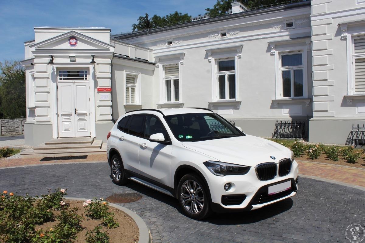 Auto do ślubu. Śnieżnobiałe BMW, Kutno - zdjęcie 1