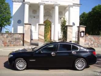 Samochód do Ślubu Piękne BMW !,  Przemyśl