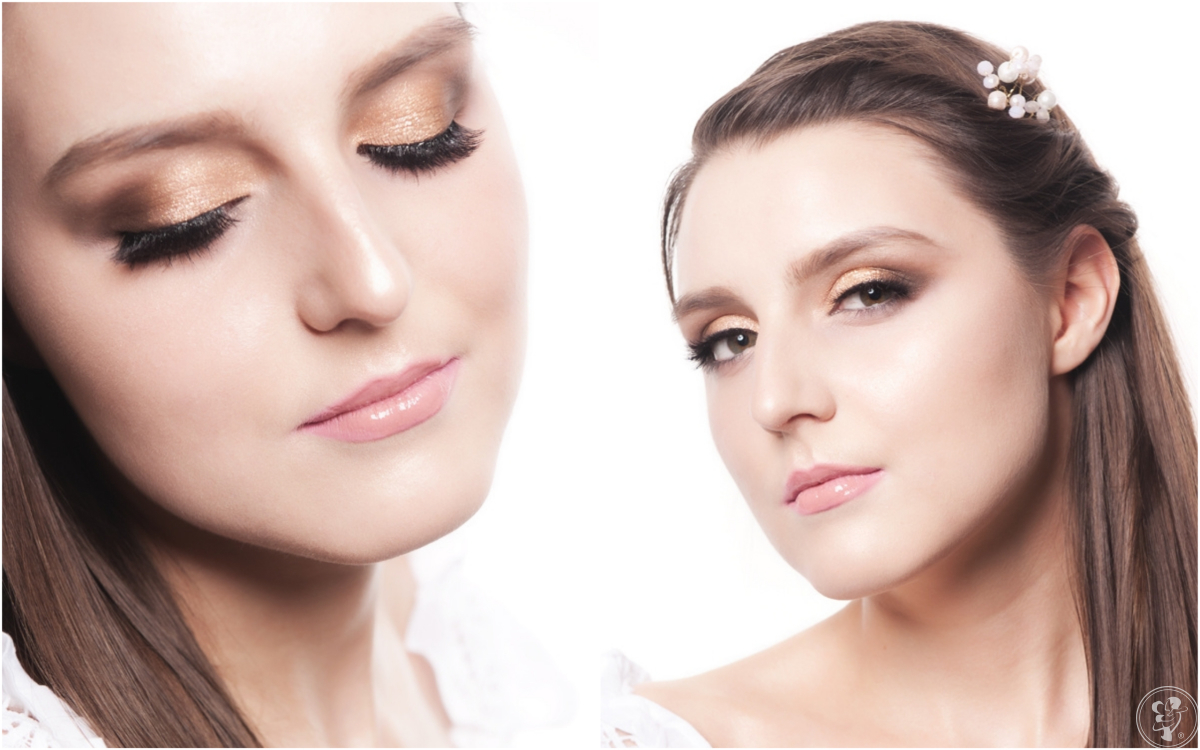 Aleksandra Busz Makeup - Profesjonalny makijaż - trwały i piękny, Krzyków - zdjęcie 1
