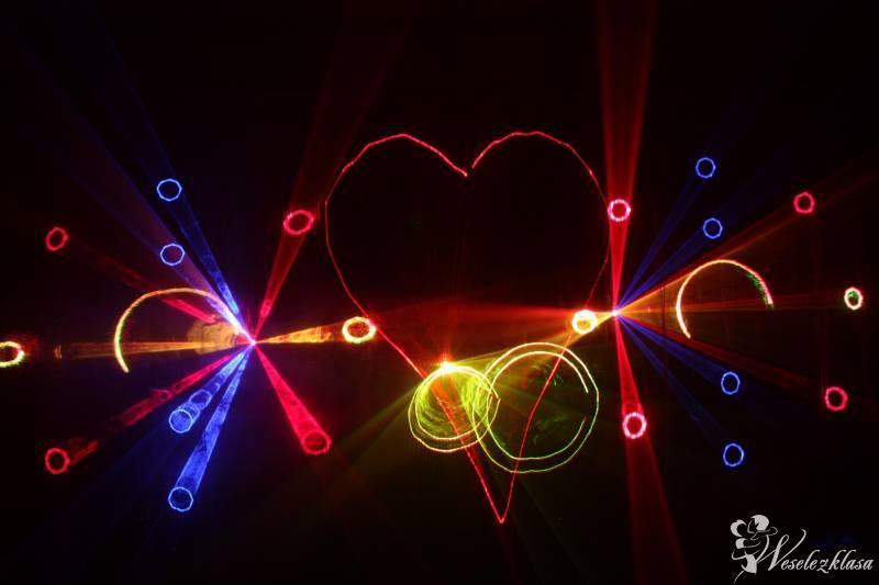 Pokaz laserowy z animacjami, Cieszyn - zdjęcie 1