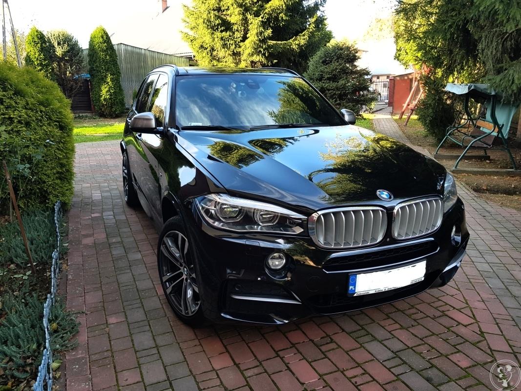 Piękne  BMW X5 M50d *Kremową Skóra*Ciemne szyby*, Radom - zdjęcie 1