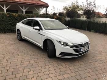 Samochód Arteon 2019 Biały - Wolne terminy 2019/2020, Samochód, auto do ślubu, limuzyna Gołańcz