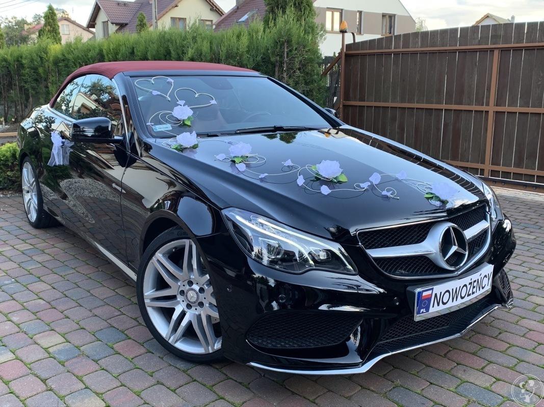 Auto do ślubu Mercedes Benz-250 Cabrio, Opalenica - zdjęcie 1