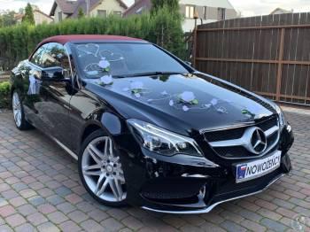 Auto do ślubu Mercedes Benz-250 Cabrio, Samochód, auto do ślubu, limuzyna Sulmierzyce