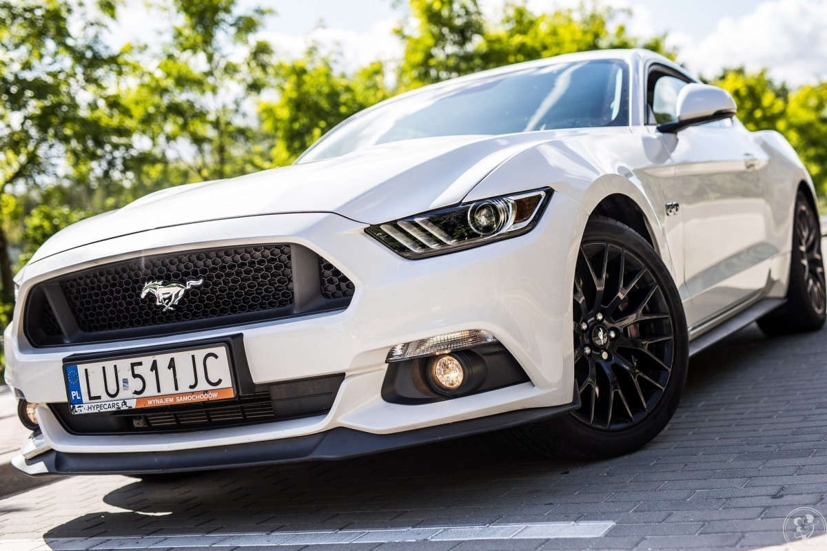 Ford Mustang GT 5.0 V8 - Samodzielnie lub z kierowcą HypeCars, Puławy - zdjęcie 1