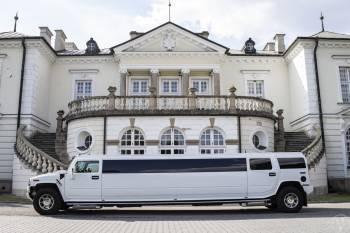 Limuzyna, Samochód do Ślubu Hummer H2, Samochód, auto do ślubu, limuzyna Kraków