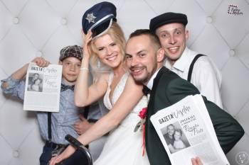 Fotolustro Fancy Mirror!, Fotobudka, videobudka na wesele Wyśmierzyce
