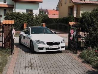 BMW 650I grancoupe,  Wieliczka