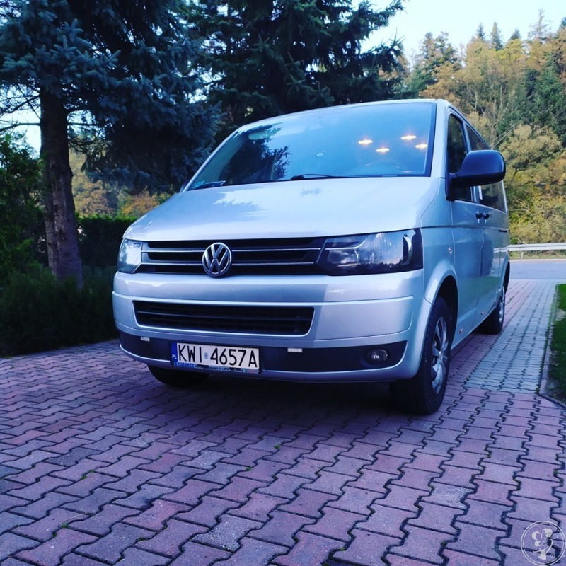 VW Caravelle Bus 8+1, Wieliczka - zdjęcie 1