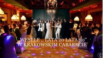 Restauracja Cabaret - Wesele w kakowskim  Cabarecie koło Wawelu, Sale weselne Szczawnica