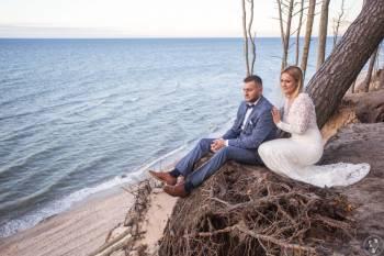Wideofilmowanie Ślubu  + Teledysk nad Morzem + Dron + Podziękowania, Kamerzysta na wesele Poznań