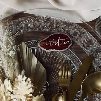 drobne cuda | wypożyczalnia dekoracji | kryształowe podtalerze, Artykuły ślubne Iłża