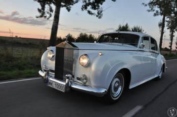 Rolls-Royce Silver Cloud I, Samochód, auto do ślubu, limuzyna Łosice