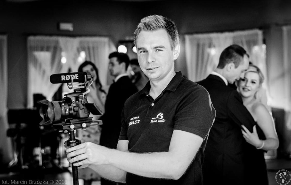Kamerzysta, operator ślubny. Nowoczesne filmy i teledyski ślubne. DRON, Wieliczka - zdjęcie 1