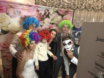 Fotobudka, Fotobudka, videobudka na wesele Rydułtowy