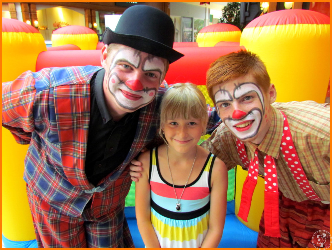 Animatorzy dla dzieci, Profesjonalni klauni, Rybnik - zdjęcie 1