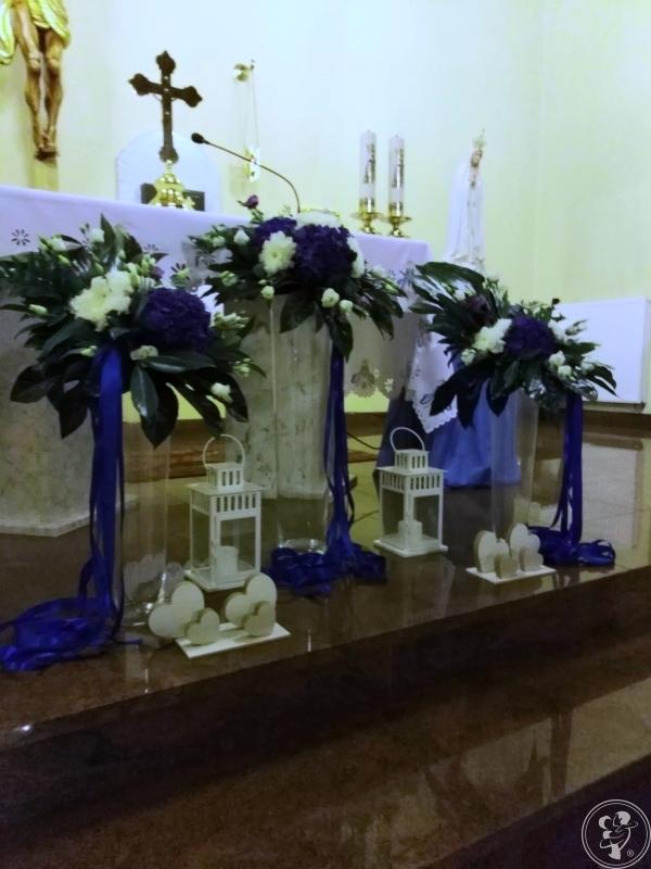 A&M Dekoracje dekorowanie sal weselnych, kościołów, aut., Pełczyce - zdjęcie 1