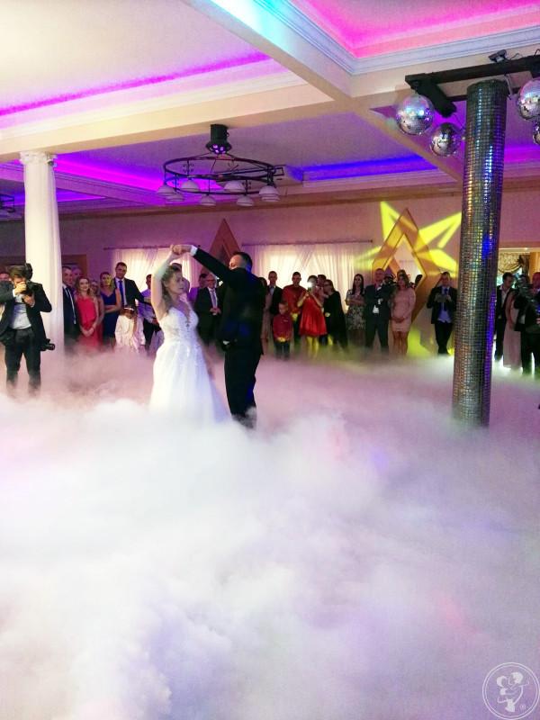 Ciężki dym, taniec w chmurach, Fontanny iskier, Warszawa - zdjęcie 1