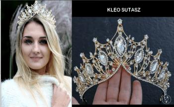 BIŻUTERIA ŚLUBNA SUTASZ KLEO, Obrączki ślubne, biżuteria Rybnik