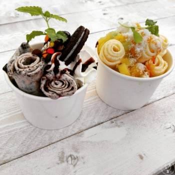 Made in Thailand lody tajskie, Słodki kącik na weselu Pleszew