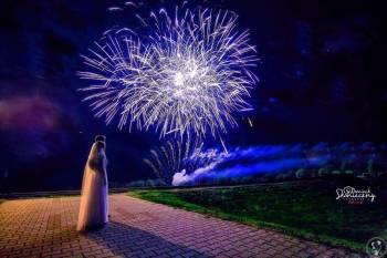 MIZET fajerwerki | pokazy sztucznych ogni | płonące napisy, Pokaz sztucznych ogni Puszczykowo