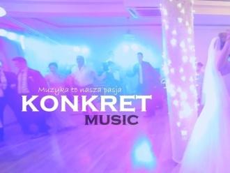 KONKRET music - zespół muzyczny lub zespół + DJ,  Kraków