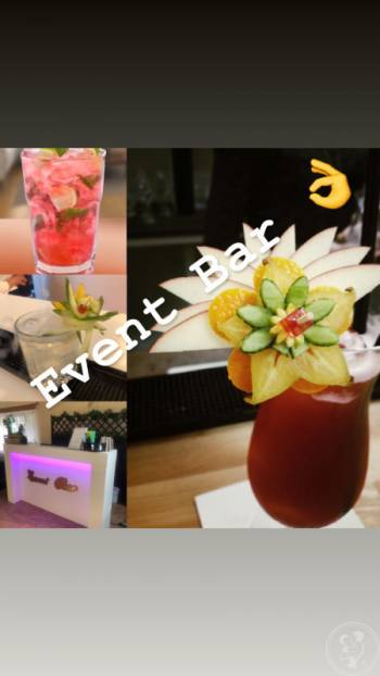 EVENT BAR Mobilny Bar na Wesele Barmani  terminy na 2019 Ciężki Dym, Barman na wesele Muszyna