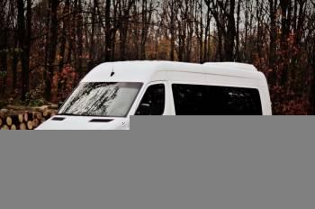 Przewóz gości weselnych busem Mercedes Sprinter - 20 miejsc, Wynajem busów Siewierz