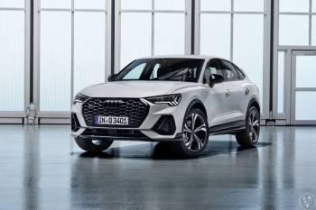 Audi Q3 Sportback 2019r. suv - 800zl.calosc lub 250zl /h, Samochód, auto do ślubu, limuzyna Częstochowa