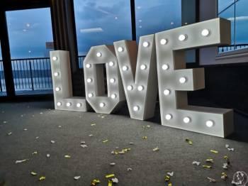Podświetlany napis Love, Napis Love Tarnów
