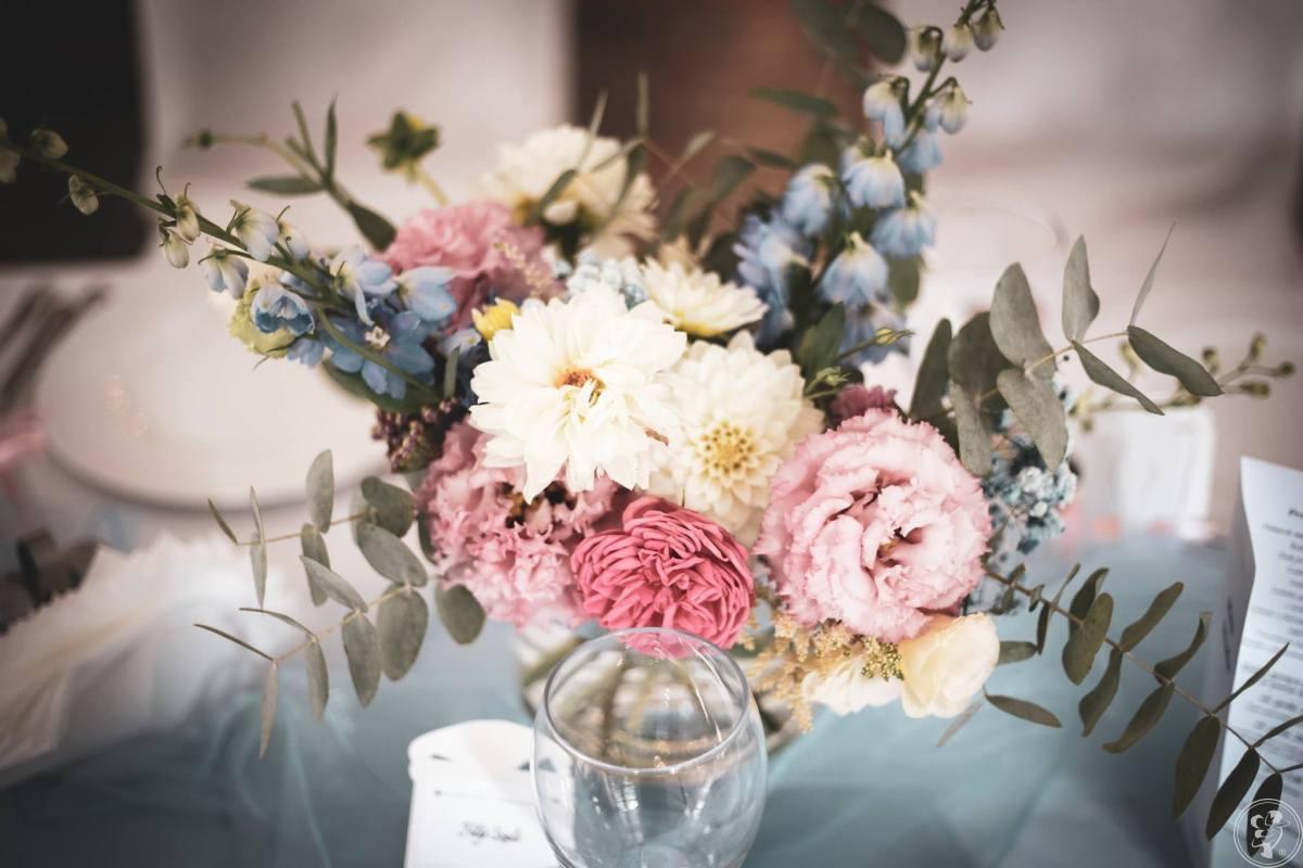 Artystyczna florystyka ślubna - PRACOWNIA ARCADINES, Lubin - zdjęcie 1