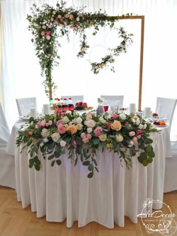 ArtDecor - dekoracje ślubne i okolicznościowe, Dekoracje ślubne Nisko