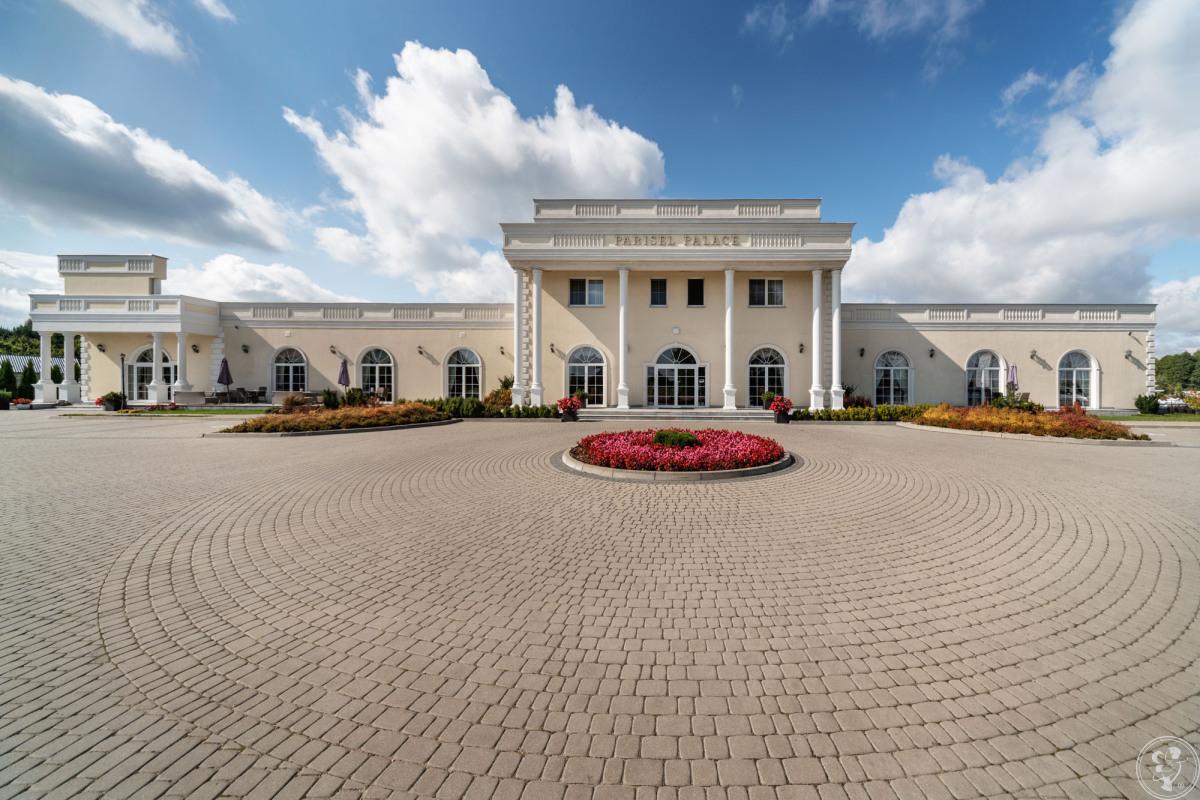 Parisel Palace Idealne miejsce na niezapomniane przyjęcie weselne, Łuków - zdjęcie 1