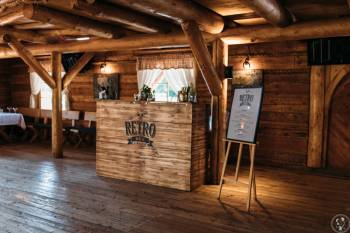 RetroBar- mobilny koktajl bar i strefa relaksu!, Barman na wesele Częstochowa